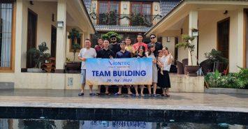 VionTec Teambuilding 2021